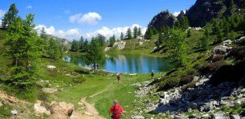 La Guida - Lago Nero e Monte Bert; Testa di Costabella del Piz e sentiero Balcone
