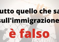 La Guida - Sardine e Radicali in piazza contro le falsità sull'immigrazione