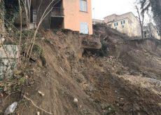 La Guida - Alberghiero di Mondovì, a due anni e mezzo dal crollo si consolida il versante franato