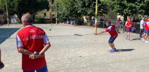 La Guida - Petanque: a Dronero si decidono gli abbinamenti dei play-off (video)