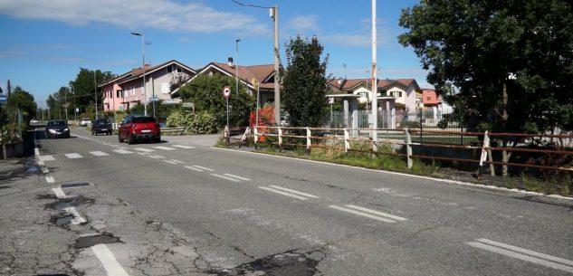 La Guida - Quella strada a Borgo San Dalmazzo soffocata da traffico e rumori (video)