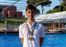 La Guida - Eduard Timbretti Gugiu vince altre due medaglie tricolori