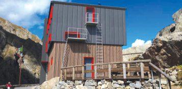 La Guida - Manutenzione e riqualificazione energetica del rifugio Soria-Ellena