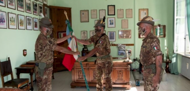 La Guida - Giuseppe Sgueglia è il nuovo comandante del 2° Reggimento Alpino