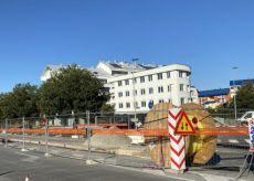 La Guida - Cuneo, corso De Gasperi è chiuso