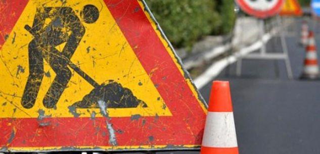 La Guida - Via Valle Maira chiusa al traffico per lavori domenica 8 novembre