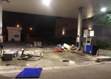 La Guida - A Dogliani ladri assaltano il distributore automatico di benzina