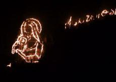 La Guida - A Vernante questa sera si festeggia l'Assunta con le figure di fuoco