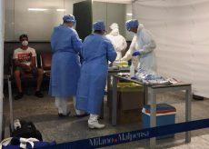 La Guida - Il Piemonte invia personale a Malpensa per l'esecuzione dei tamponi