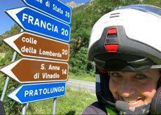 """La Guida - Incidente in moto per """"Cromilla"""""""