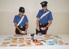 La Guida - Due chili di hashish e oltre 50.000 euro in contanti, arrestato