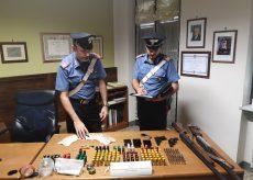 La Guida - Droga e soldi in casa, arrestato un 61enne di Dogliani