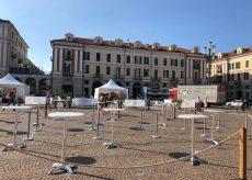 La Guida - Divieto di sosta e di transito in piazza Galimberti