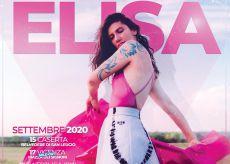 La Guida - Elisa in concerto in piazza Castello a Fossano il 25 settembre