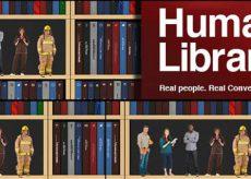 La Guida - La biblioteca vivente e l'uomo-libro