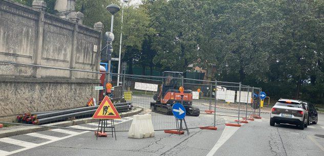 La Guida - Strade del centro chiuse da lunedì per nuovi asfalti a Cuneo