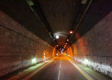 La Guida - Chiusure notturne programmate del tunnel di Tenda