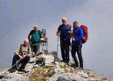 La Guida - Salite al Thabor, al Monte la Bianca e alla Cima di Test, al Monte Peiron