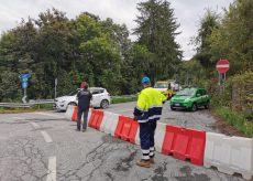 La Guida - Chiusa la SS20: in strada protezione civile e Anas per indirizzare i viaggiatori