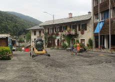 La Guida - Al via il cantiere della centrale piazza Marconi di Frassino