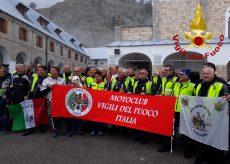 La Guida - Appassionati di moto sabato a Sant'Anna di Vinadio