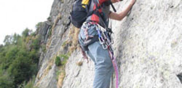 La Guida - Corso di arrampicata su roccia in Valle Stura