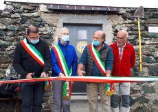 La Guida - Inaugurato il bivacco Carmagnola tra le valli Maira e Varaita