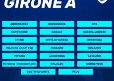 La Guida - Serie D: Bra, Fossano e Saluzzo tra le 20 del girone A