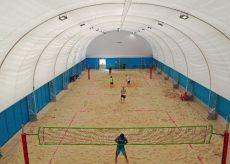 La Guida - Corsi di beach volley indoor con lo Sporting Cuneo