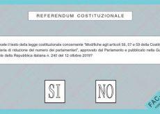 La Guida - Referendum sul taglio dei parlamentari si vota domenica e lunedì