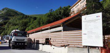 La Guida - Tenda bis: in Italia si scavano 4,5 metri al giorno