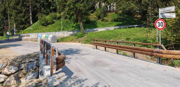 La Guida - Riaperta la strada tra Robilante e Tetto Pettavino