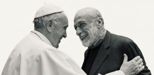 """La Guida - Carlin Petrini e Fredo Valla in dialogo al """"Nuovi Mondi Festival"""""""