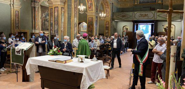 La Guida - Passatore, la festa per il nuovo parroco don Racca