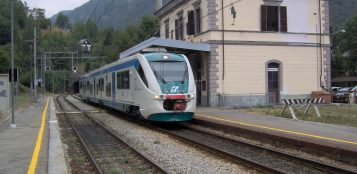 La Guida - Proteste in valle Vermenagna per il taglio dei treni