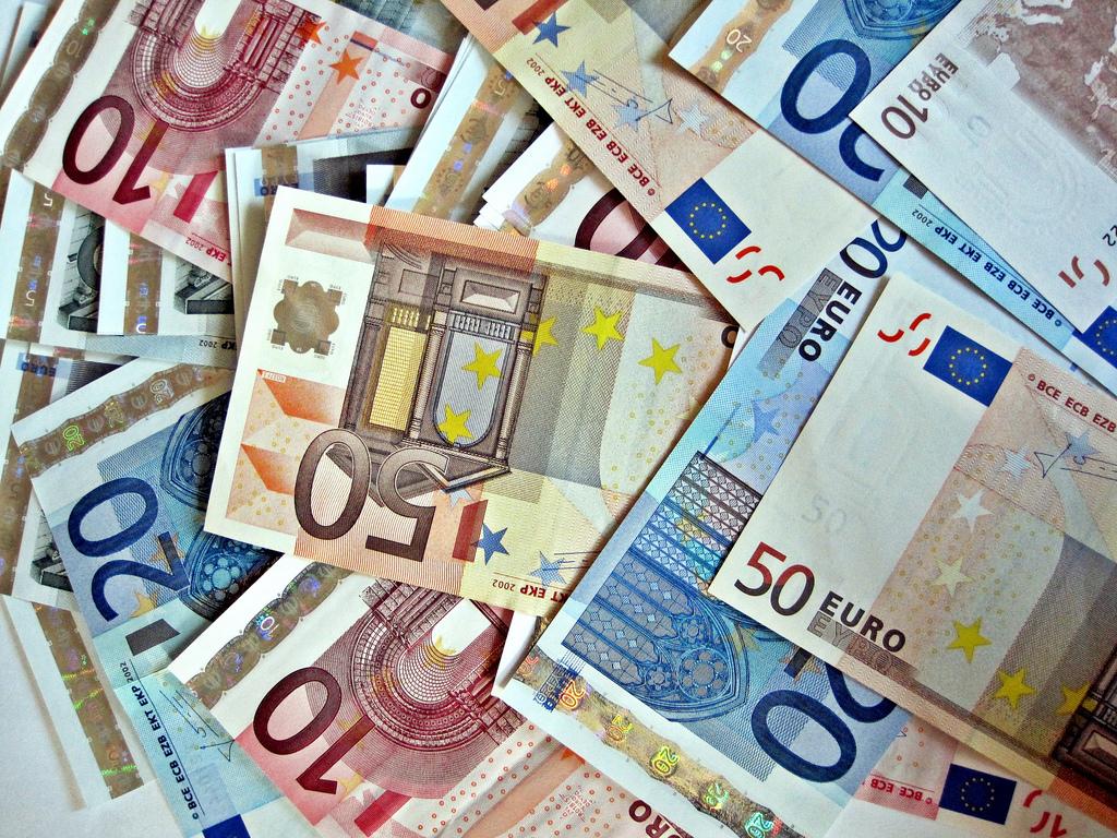 Un mucchio di euro