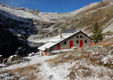 La Guida - Salva un'escursionista in alta valle Gesso, sorpresa da neve e ghiaccio