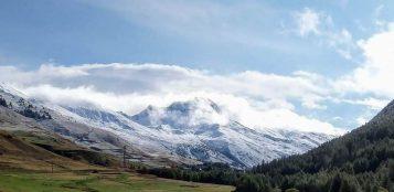 La Guida - Nevica in quota, Colle dell'Agnello chiuso fino a lunedì 28