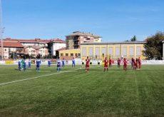 La Guida - Serie D: derby Fossano-Saluzzo deciso dal rigore di Albani