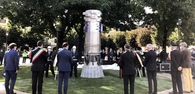 La Guida - Inaugurato il monumento a Carlo Alberto Dalla Chiesa a Saluzzo