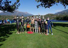 La Guida - Ritorno in acqua per gli atleti di Amico Sport