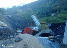 La Guida - Maltempo, si contano i danni sul versante francese (video)