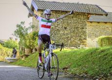 La Guida - Con la cicloscalata Cervasca-Aranzone è ripartito il ciclismo amatoriale cuneese