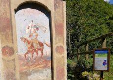 La Guida - Sampeyre, spariti due cartelli del percorso dedicato ai piloni votivi