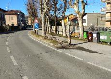 La Guida - Peveragno, asfaltature di strade per tutta la settimana