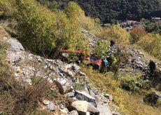 La Guida - Due fratelli soccorsi per un incidente agricolo sopra Frabosa