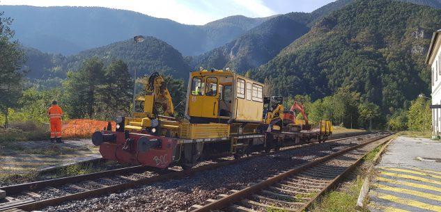 La Guida - I binari tra Limone e Tenda sono pronti ma i treni ancora no