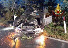 La Guida - Incidente stradale a San Sebastiano