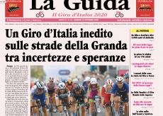 La Guida - Uno speciale di 48 pagine de La Guida sulla tappa cuneese del Giro d'Italia