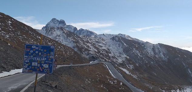 La Guida - Colle dell'Agnello chiuso al transito veicolare per il passaggio del Giro d'Italia
